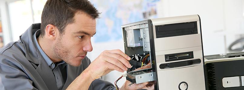 Infosessie ICT-technieken, Computeroperator-Netwerktechnicus