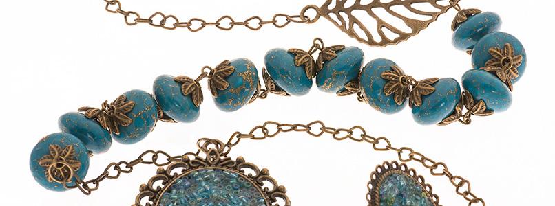 Juwelen en sierlijke materialen