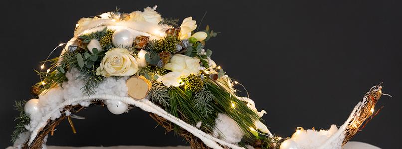 Creatief bloem- en plantwerk