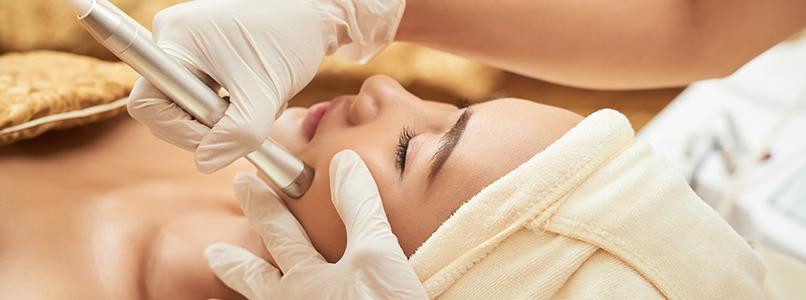 Innovatieve huidverzorgingstechnieken (70% e-learning)