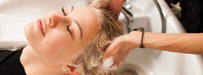 Basis hairstyling, brushing en watergolf