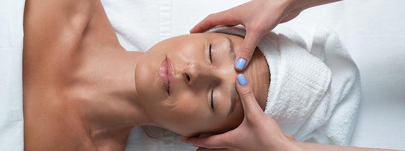 Anti-aging massage i.c.m. aromatherapie