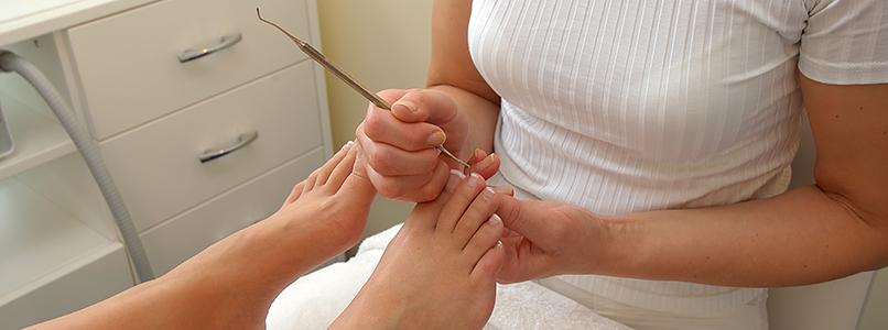 Esthetische voetverzorging – deel 2 (dagopleiding)