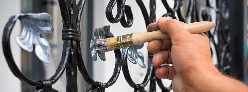 Deel 4: Schilderen op hout en metaal