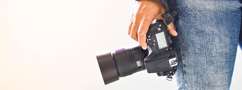 Digitale fotografie – Studiofotografie