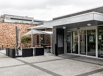Sint-Gillis-Waas – Gemeenschapscentrum De Route – Stationstraat 201