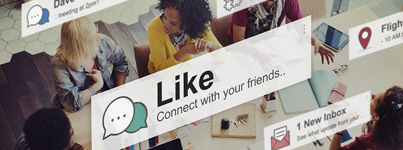 Aan de slag met sociale media (Facebook, Instagram, Twitter,…)