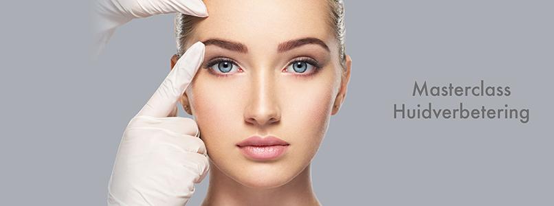 Masterclass huidverbetering i.s.m. CVO Focus
