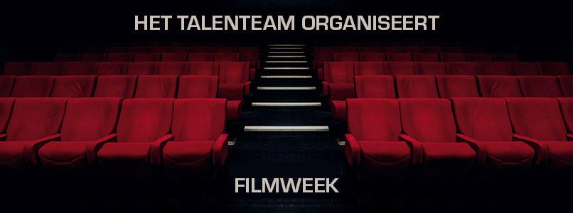Filmweek van 16 maart tot 19 maart 2020