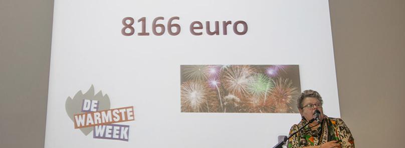 Warmste Week in CVO Focus – meer dan 8000 euro voor het goede doel
