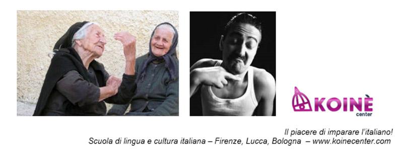 Lezing: De mimiek in de Italiaanse taal