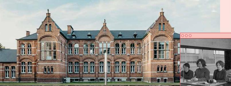 Ontdek de rijke geschiedenis van CVO Focus, Campus Groendreef