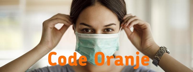 Naar code oranje in CVO Focus