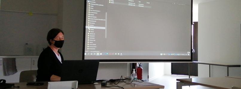 Collega's De Karwij scherpen ICT-vaardigheden aan via CVO Focus