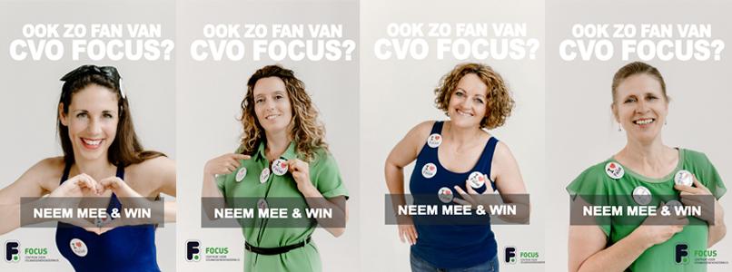 Fan van CVO Focus? Doe mee aan onze wedstrijd